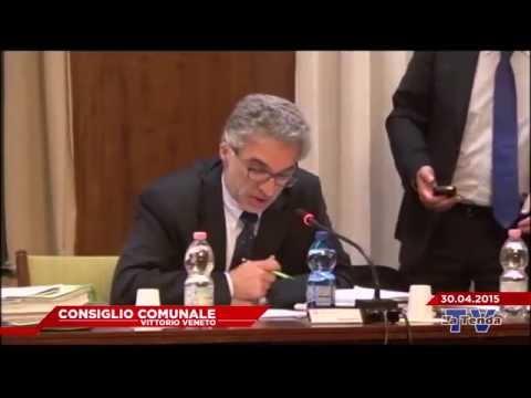 CONSIGLIO COMUNALE VITTORIO VENETO - Seduta del 30.04.2015