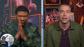 Jalen Rose remixes East vs. West NBA playoff seeding to 1-16 format | Jalen & Jacoby | ESPN