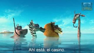 Madagascar 3 Trailer Oficial Subtitulado En Español Latino HD