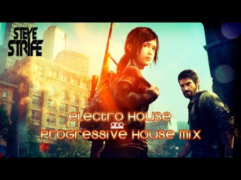 Electro House & Progressive House Survival Mix #57 (The Last Of Us Special)