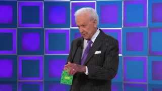 Bob Barker Returns The Price Is Right for April Fools