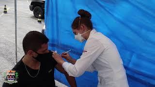 Vacinação contra a Covid - Guardas Municipais