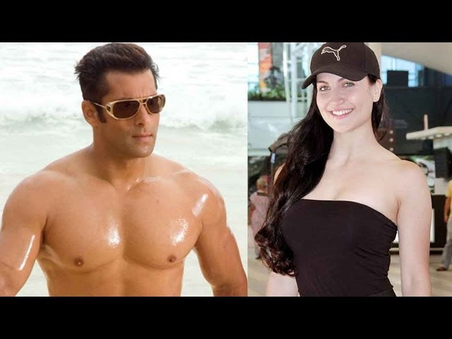 Salman Khan -- Elli Avram to dance on Mashallah