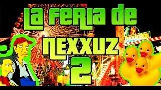 GTA V Online LA FERIA DE NEXXUZ 2 5 Minijuegos Nuevos