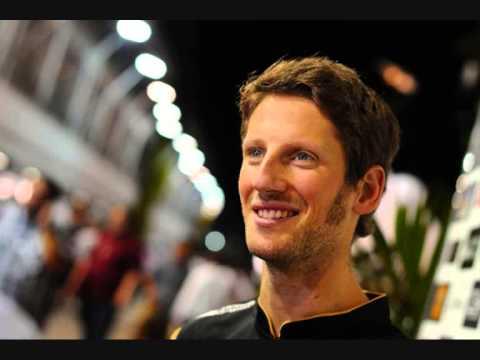 Romain Grosjean Team Radio (Singapore 2013)