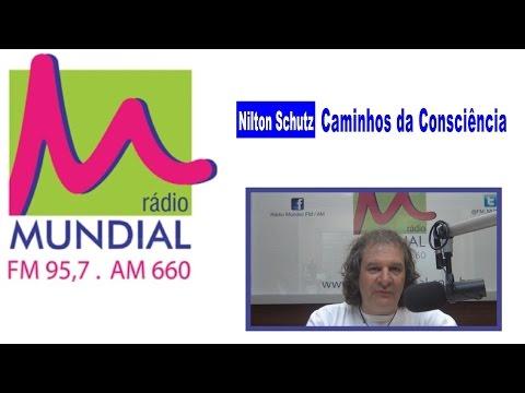 Nilton Schutz - Programa Caminhos da Consciência em 27/09/2014