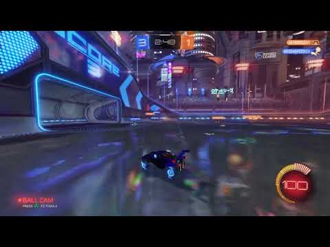 Rocket League Ranked SS Diamond 2 Gameplay