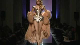 Nouvelle Collection Gaultier Paris Haute Couture