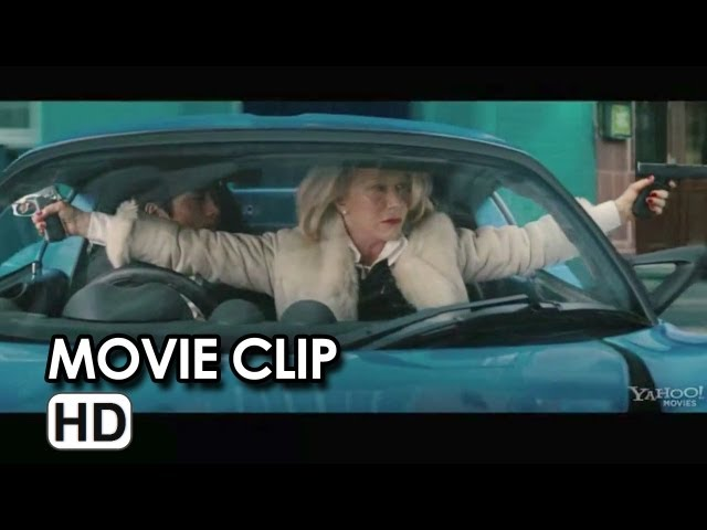 Red 2 Movie CLIP - Show Me Something (2013) - Bruce Willis Movie HD