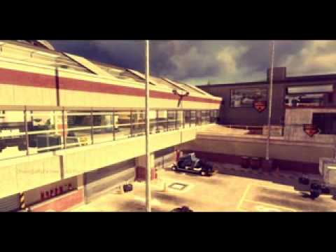 Mw2 trick shot montage re-edit (Faze)