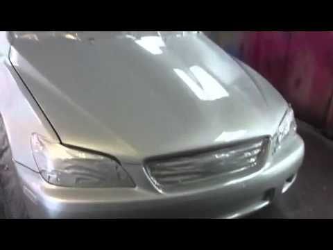Diamond White Sherwin Williams Car Paint