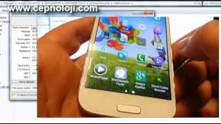 MTK6575 Galaxy S4 ROOT Yapma [480x800 Android 4.2.2]