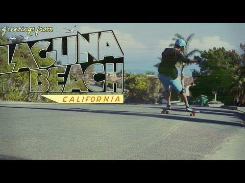 Longboarding, Alvaro Bajo Gets Vicious in California