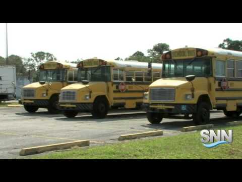SNN: Sarasota Count y school leaders take steps to replace school buses that are nearly 20 years old