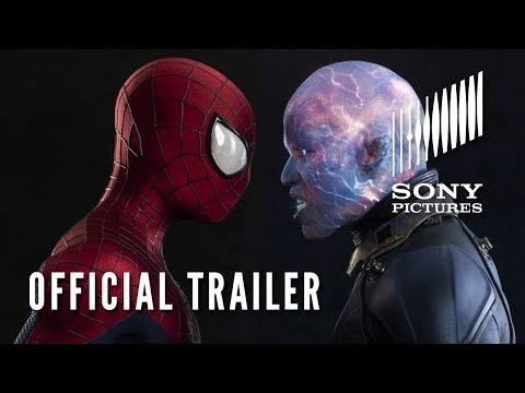 The Amazing Spider-Man 2 - OFFICIAL Trailer - In Theaters May 2014...