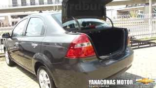 2013 Chevrolet Aveo Emotion 2013 Al 2014 Video Review