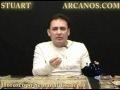 Video Horóscopo Semanal ESCORPIO  del 5 al 11 Septiembre 2010 (Semana 2010-37) (Lectura del Tarot)