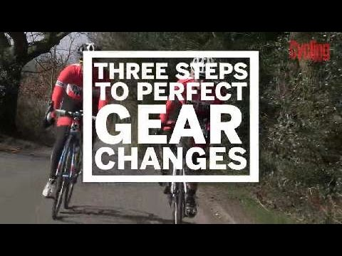 Three Steps To Perfect Gear Changes