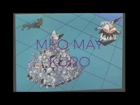 Full Mèo Máy Kuro Tập 1 HTV3 Lồng Tiếng