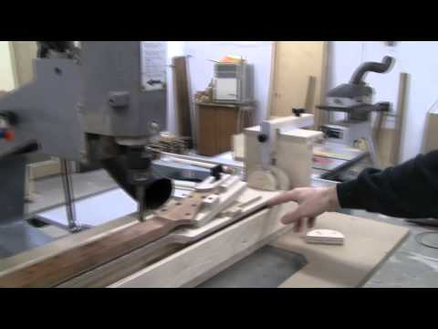 Pederson Custom Guitars Neck Shaping Jig