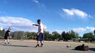 [KICK3 Best 1 minute ever Trick Shot Kicker] Video