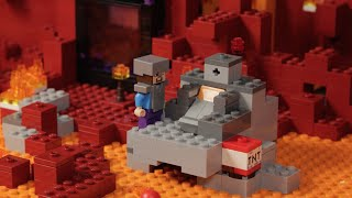 Lego Minecraft Stories EP 2 - Z prachu do oh�a