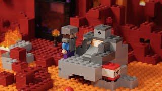 Lego Minecraft Stories EP 2 - Z prachu do oh�a