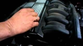 Безупречная работа двигателя M52B25