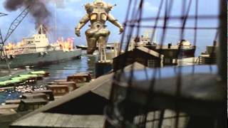 Ultraseven vs. King Joe Planets in Conflict part 2 remastered. view on youtube.com tube online.