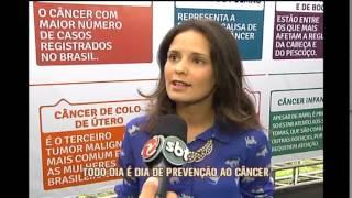 Instituto M�rio Pena promove campanha de diagn�stico precoce de c�ncer  na Ceasa