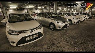 Toyota Yaris 2014 تويوتا يارس