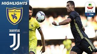 18/08/2018 - Campionato di Serie A - Chievo-Juventus 2-3, gli highlights