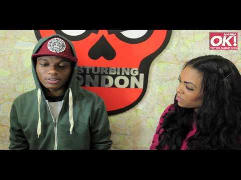 WizKid - Starboy CEO Interview with OK! Nigeria TV