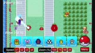 Pokemon Tower Defense: How To Beat Route 17 EASILY PTD 5