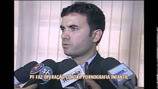 Opera��o de combate � pornografia infantil da Pol�cia Federal passa por Minas