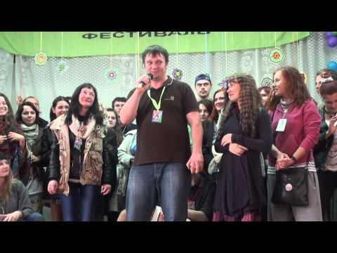 """Фестиваль """"Тавале"""". Объявление благодарности организаторам и волонтёрам (11.05.2014)"""