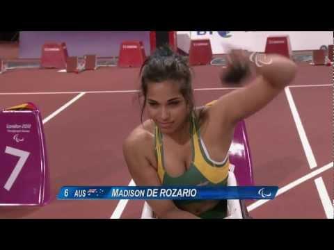 Athletics - Women's 100m - T53 Final - London 2012 Paralympic Games
