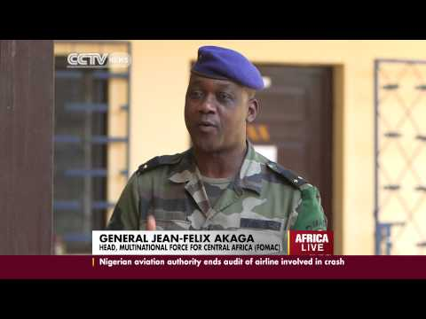 Central African Republic: France & AU boost troops on the ground to end chaos