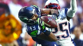 Seahawks Tie It Up Just Before Halftime In Super Bowl XLIX