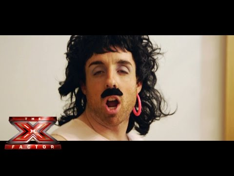 Stevi Ritchie performs Queen's I Want To Break Free | The Xtra Factor 2014