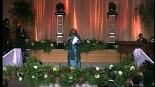 "Beverly Crawford - Praise Jehovah / I Bless Your Name - ""LIve from Los Angeles"" CD & DVD - JDI"