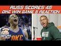 OKC Beat Jazz Game 5 Reaction Hoops N Brews