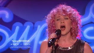 SUPERSTAR - Tereza Anna Mašková - One Night Only (Jennifer Hudson)
