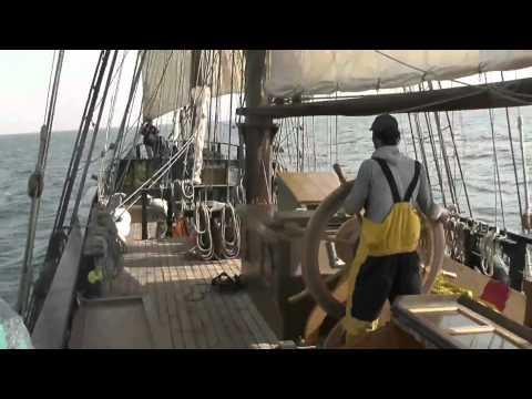 La Grace - první plavba, delší verze