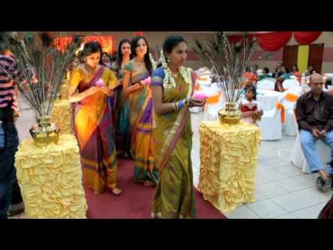Latest Malaysia Indian Wedding Cinematic in full HD