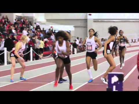 Highlights of MSU Track and Field at the Tyson Invitional