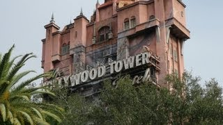 Twilight Zone Tower Of Terror At Disney's Hollywood