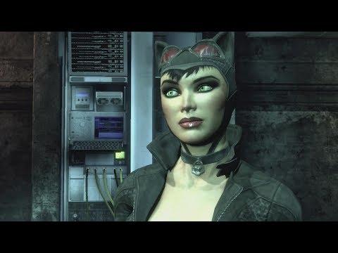 Batman: Arkham City - All Catwoman Parts