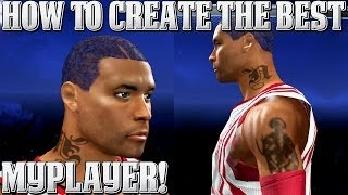 NBA 2K14 How To Create The Best My Player! Dominate