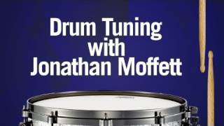 Tuning Drums With Jonathan Moffett Drummer For Michael